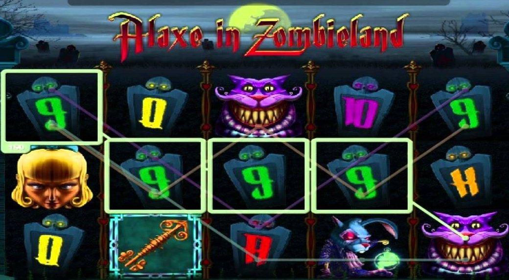 Una guía relevante para jugar Alaxe en la tragamonedas en línea Zombieland